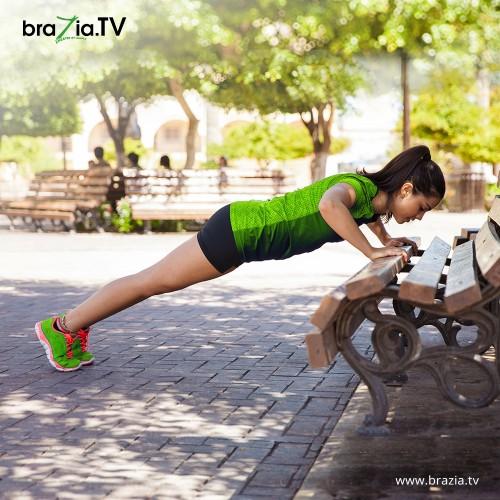 how to do proper push up brazia tv