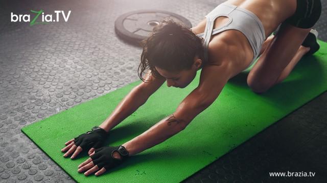 Alongamento para melhorar a postura