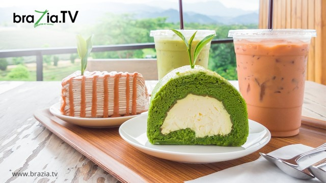 All about Matcha Tea!