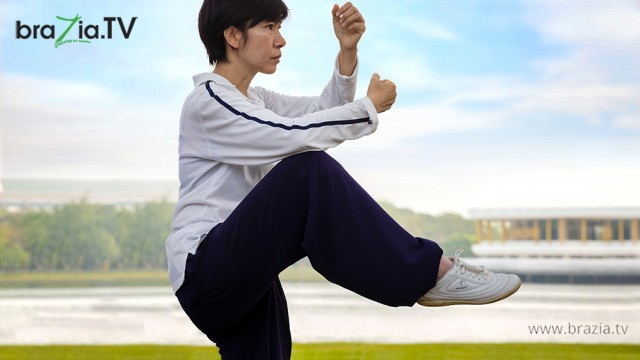 How you can relax with Tai Chi?